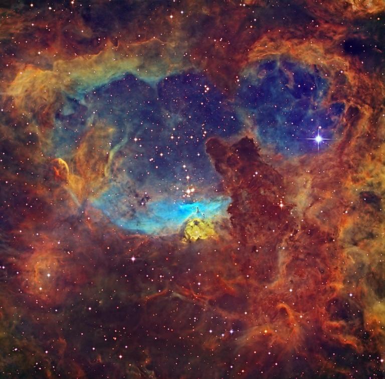 NGC6357schedler_S2HaO3_60